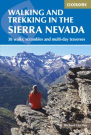 Wandelgids Walking in the Sierra Nevada | Cicerone | ISBN 9781852849177