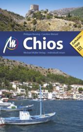 Reisgids Chios | Mueller Verlag | ISBN 9783956542794
