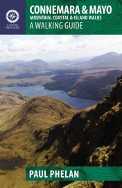 Wandelgids Connemara & Mayo: Mountain, Coastal & Island Walks | Collin's Press | ISBN 9781848891029