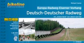 Fietsgids Eiserner Vorhang 3 : Deutsch-Deutscher Radweg : Lübeck - Hof - 1100 km | Bikeline | ISBN 9783850008723