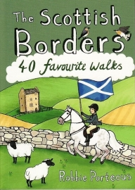 Wandelgids The Scottish Borders | Pocket Mountain | ISBN 9781907025501