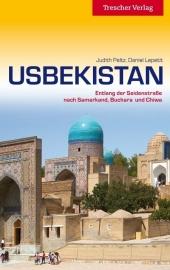 Reisgids Usbekistan entdecken | Trescher Verlag | Reisgids Oesbekistan | ISBN 9783897943902