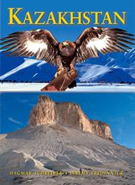Reisgids-Cultuurgids Kazachstan   Odyssey publications   ISBN 9789622178144