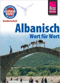 Taalgids Albanees - Albanisch Wort für Wort | Reise Know How | ISBN 9783831764242