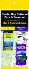 Natuurgids - Wegenkaart Glacier Bay National Park | National Geographic Adventure Set | ISBN 9781583559284