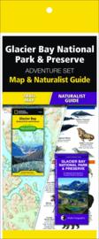 Natuurgids - Wegenkaart Glacier Bay National Park | National Geographic Adventure Set | ISBN 9781583559284