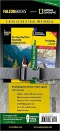 Wandelgids / Hiking map Best day hikes in Yosemite | National Geographic Yosemite | ISBN  9780762759743