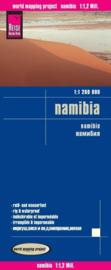 Wegenkaart Namibië - Namibien | Reise Know How | 1:1,2 miljoen | ISBN 9783831773138