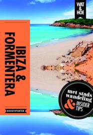 Reisgids Ibiza en Formentera | Kosmos Wat & Hoe | ISBN 9789021568478