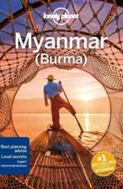 Reisgids Myanmar | Lonely Planet | ISBN 9781786575463
