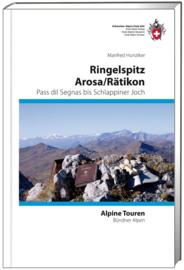 Alpinegids Ringelspitz-Arosa-Rätikon | SAC | ISBN 9783859023130
