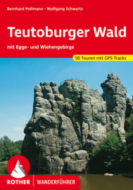 Wandelgids Teutoburger Wald   Rother Verlag   ISBN 9783763340200