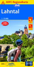 Fietskaart  Lahntal | BVA - ADFC | 1:75.000 | ISBN 9783969900277