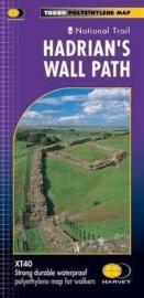 Wandelkaart Hadrian`s Wall Path | Harvey | 1:40.000 | ISBN 9781851374380