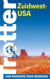 Reisgids Trotter Zuidwest USA | Lannoo | ISBN 9789401449656