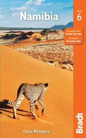 Reisgids Namibia | Bradt | ISBN 9781784776374