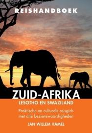 Reisgids  Zuid Afrika, Lesotho en Swaziland | Elmar  Reishandboek | ISBN 9789038924557