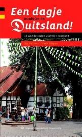 Wandelgids Een dagje wandelen in Duitsland | Gegarandeerd Onregelmatig | ISBN 9789078641247