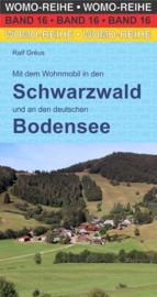 Campergids Schwarzwald - Bodensee - Duitse zijde | Womo 55 | ISBN 9783869031651