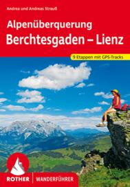Wandelgids van Berchtesgaden naar Lienz | Rother Verlag | ISBN 9783763344956