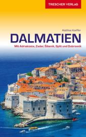 Reisgids Dalmatien | Trescher Verlag | ISBN 9783897944671