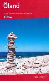 Wegenkaart - landkaart Öland | Norstedts | 1;100.000 | ISBN 9789113084237