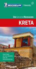 Reisgids Kreta | Michelin | ISBN 9789401439565