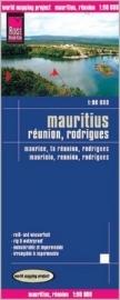 Wegenkaart Mauritius & La Réunion | Reise Know How | 1:90.000 | ISBN 9783831773169