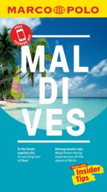 Reisgids Maldives | Marco Polo - Engelstalig | ISBN 9783829757805