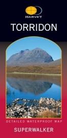 Wandelkaart Torridon | Harvey Maps | Schaal 1:25.000 | ISBN 9781851373048