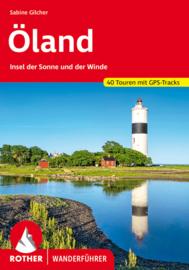 Wandelgids Öland - Oland | Rother | ISBN 9783763345588