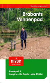 Wandelgids Brabants Vennenpad | Wandelnet - Streekpad S5 | ISBN 9789491142147