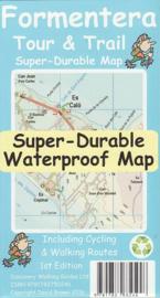 Wandelkaart Formentera | Discovery Walking Guides | 1:25.000 | ISBN 9781782750246