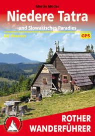 Wandelgids Niedere Tatra | Rother Verlag | ISBN 9783763345564