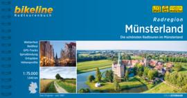 Fietsgids Münsterland Radregion - 942 km. | Verlag Esterbauer | ISBN 9783850008860