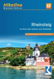 Wandelgids Rheinsteig | Hikeline - Esterbauer | ISBN 9783850007139