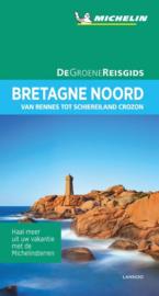 Reisgids Bretagne Noord - Van Rennes tot schiereiland Crozon | Michelin groene gids | ISBN 9789401457101