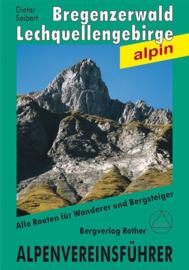Wandelgids Bregenzerwald- und Lechquellengebirge | R other AV Führer | ISBN 9783763310951