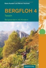 Wandelgids Bergfloh 4 - Wandelen met kinderen | Rotpunkt Verlag | ISBN 9783858694492