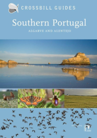 Wandelgids - Natuurgids Zuid Portugal | Crossbill Guides | ISBN 9789491648144