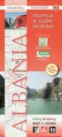 Wandelkaart Tropoja, B.Curri, Valbona | Huber Verlag 02 | 1:50.000 | ISBN 9783943752076