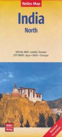 Wegenkaart India Noord | Nelles | 1:1,5 miljoen | ISBN 9783865745019