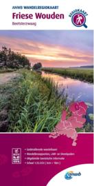 Wandelkaart  Friese Wouden | ANWB | 1:33.333 | ISBN 9789018046385