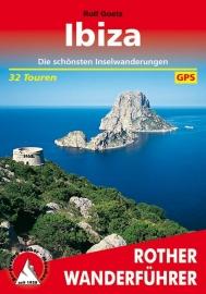 Wandelgids Ibiza | Rother Verlag | ISBN 9783763342600
