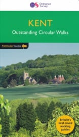 Wandelgids  Kent | Ordnance Survey - 8 Pathfinder Guides | ISBN 9780319090183