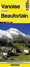 Wandelkaart Vanoise - Beaufortain | 1:60.000 | Editions Libris 04 | ISBN 9782723484961