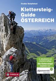 Klettersteiggids Oostenrijk - Klettersteig-Guide Österreich | Tyrolia | ISBN 9783702225483