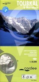 Wandelkaart Toubkal & Marrakech | Cordee | 1:50.000 | ISBN 9781904207474