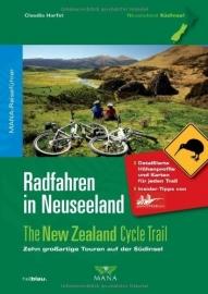 Fietsgids Radfahren in Neuseeland - Zuider Eiland | Mana Verlag | ISBN 9783955030063