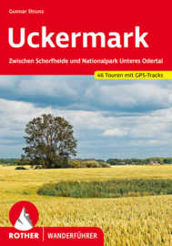 Wandelgids Uckermark | Rother | ISBN 9783763344970